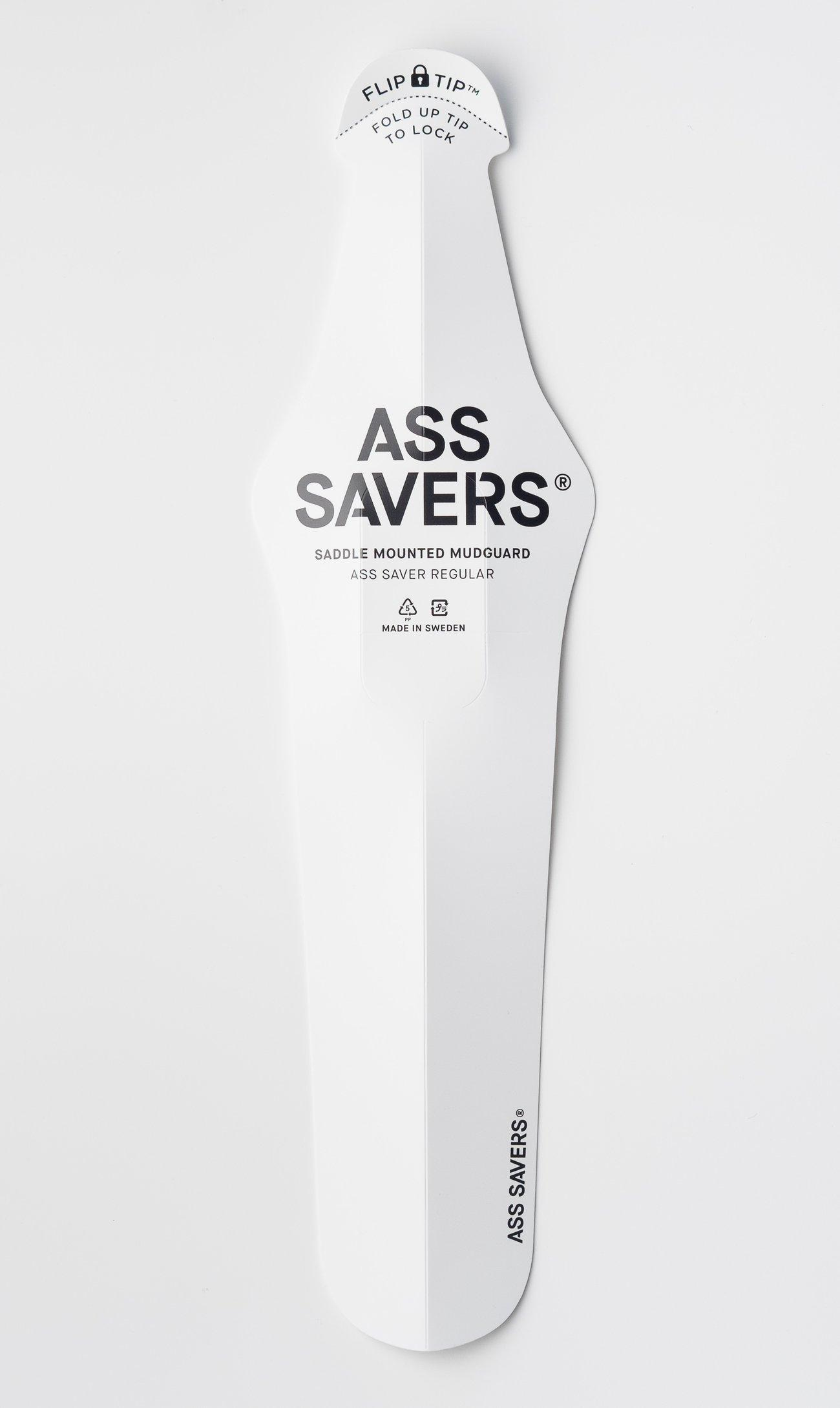 Ass Savers ASR-1 Regular - Farbe: white