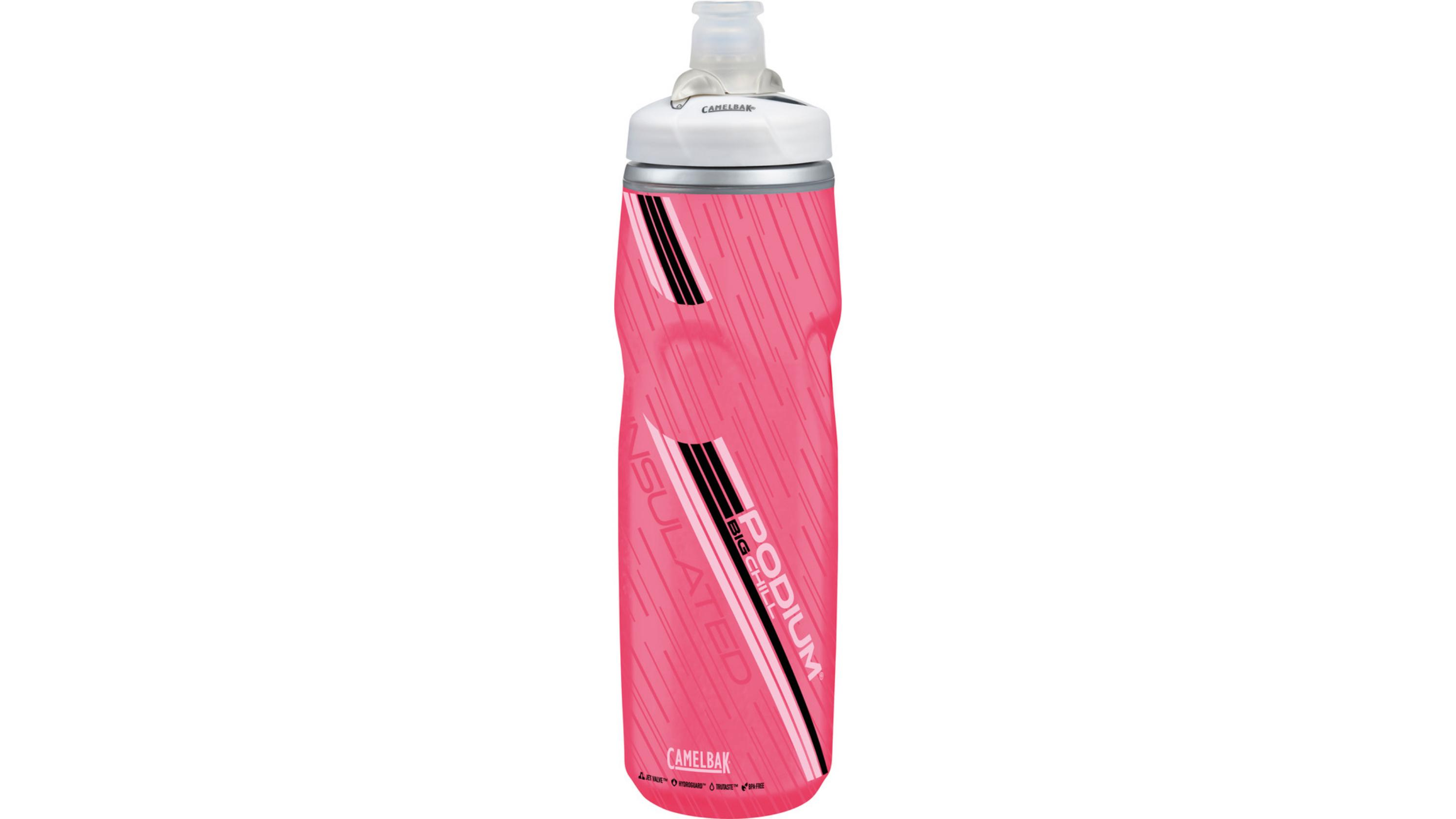 CAMELBAK Trinkflasche Podium Big Chill ab 2018 - Farbe: Pink