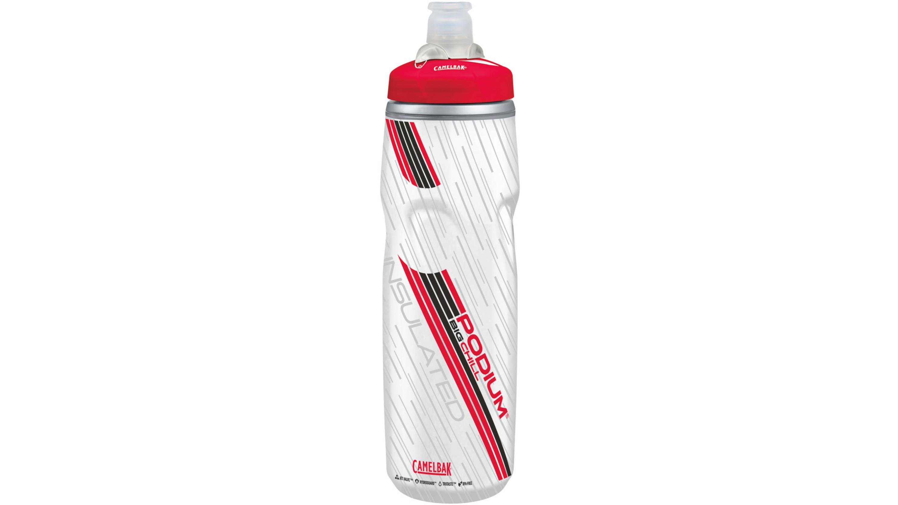 CAMELBAK Trinkflasche Podium Big Chill ab 2018 - Farbe: Red