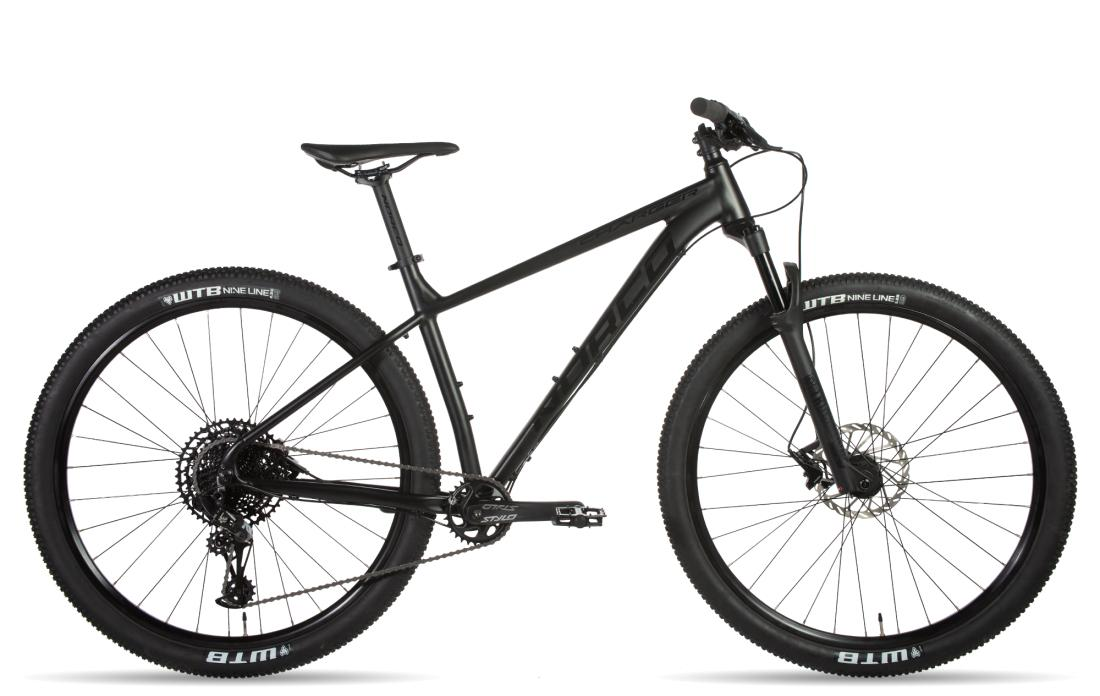 Norco Charger 1 MY19 - Farbe: black - Rahmengröße: XL - Laufradgröße: 29