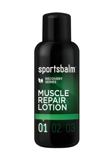 Lotion Sportsbalm Muscle Repair200ml, erfrischende Lotion