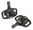 SPD MTB-Pedal Shimano PD-M 985zweiseitig, anthrazit, mit Cleats