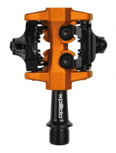 Pedal Xpedo Clipless XMF10ACsz/orange 9/16 Cyclecross SPD-kompatibel