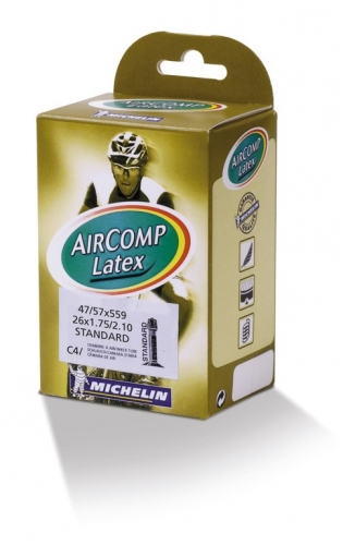 Schlauch Michelin C4 Aircomp Latex26