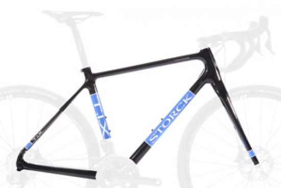 Storck T.I.X Pro - This is Cross Rahmenset
