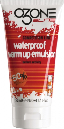 Waterproof Emulsion Elite Ozone150ml Tube, Aufwärmemulsion
