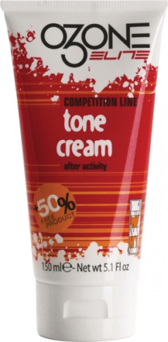 Tone Cream Elite Ozone150ml Tube, Entspannungscreme
