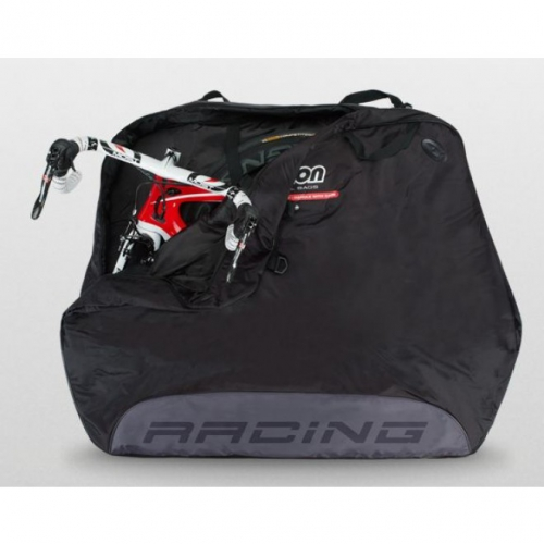 SCICON, Tasche, Cycle Bag Travel Plus Racing, für Rennrad, Triathlon + MTB 26 '', Gewicht ca. 2,4 kg, Maße 118x 22 x 87 cm