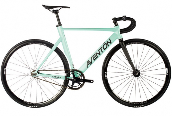 Aventon Mataro Single Speed Komplettrad