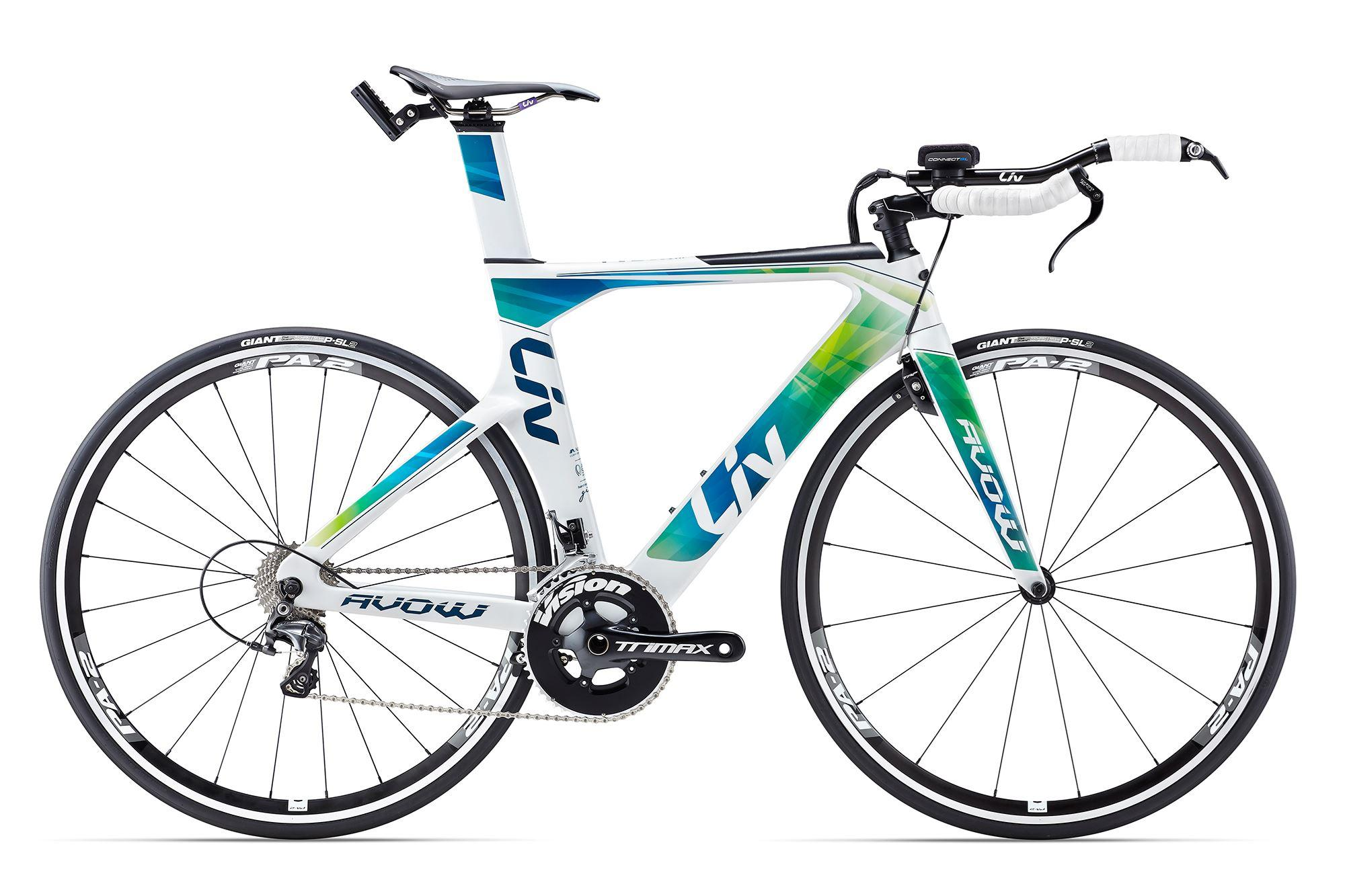 LIV Avow Advanced DI 2 Edition 2017 - Größe: M