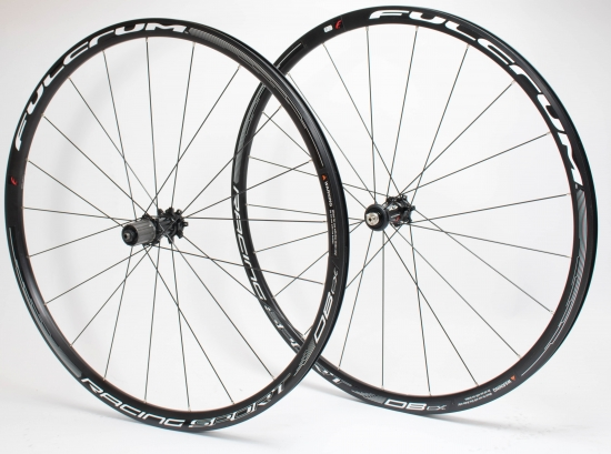 FULCRUM Racing Sport Disc 6 Loch CX Laufradsatz